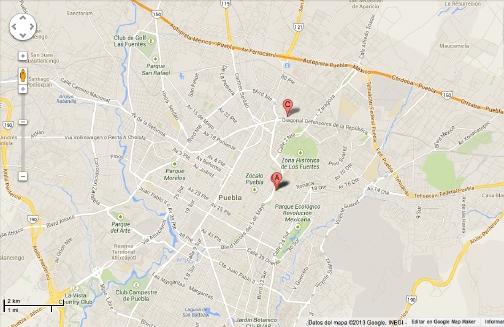 Centro de Convenciones de Puebla