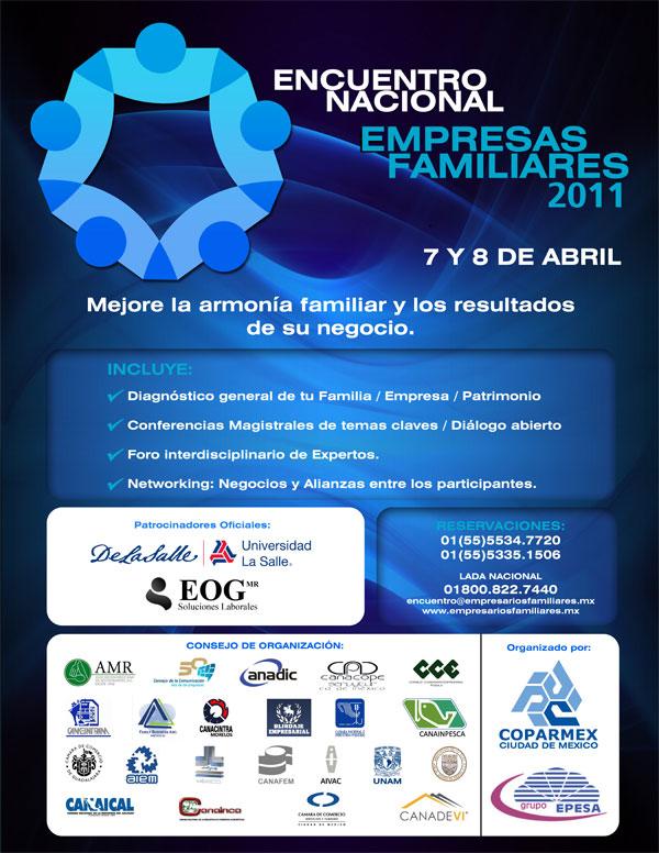 Encuentro Nacional de Empresas Familiares
