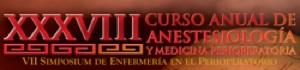 XXXVIII Curso Anual de Actualización en Anestesiología y Medicina Perioperatoria