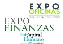 Expo Finanzas, Expo Oficinas, Expo Capital Humano