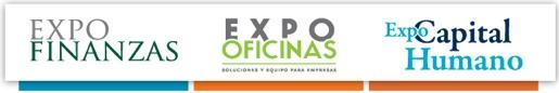 Expo Finanzas, Expo Oficinas, Expo Capital Humano en Monterrey