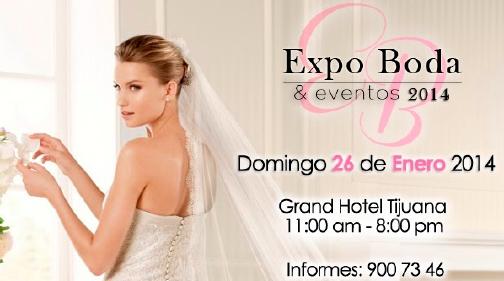 Expo Boda & Eventos Tijuana 2014