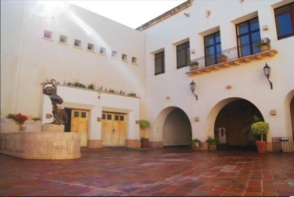 Centro de Convenciones San Marcos.