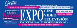 Expo Cine, Video y Televisión 2014