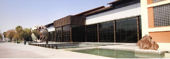 Centro de Exposiciones Fundidora