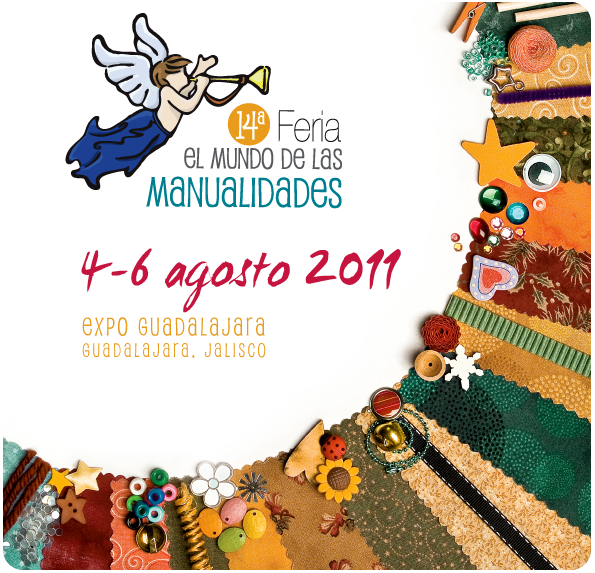 Feria El Mundo de las Manualidades - Guadalajara