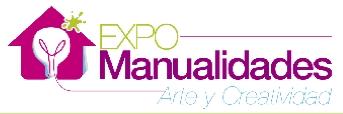 Expo Manualidades, Arte y Creatividad