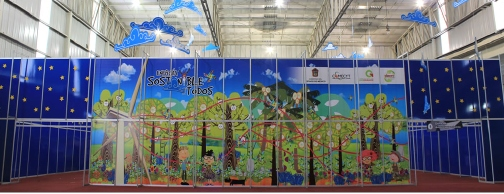 Exposiciones en el Centro Internacional de Exposiciones y Convenciones del Estado de México