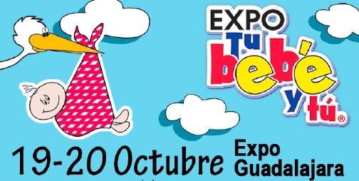 Expo Tu Bebé y Tú en Guadalajara