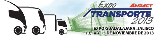 Expotransporte ANPACT 2013