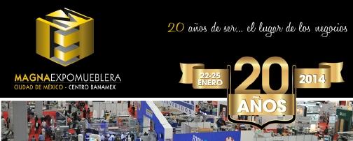 Magna Exposición Mueblera 2014