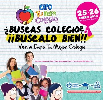 Expo Tu Mejor Colegio