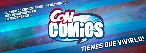 Con Comics 2014