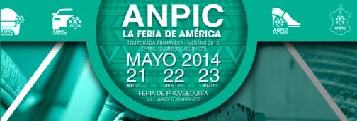 ANPIC la Feria de América 2014