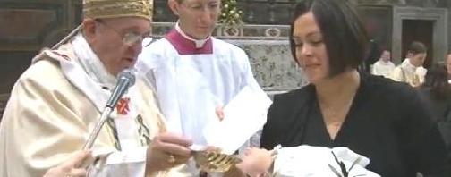 como celebrar un bautizo