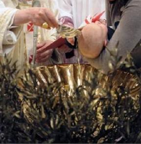 ¿Para que sirve el bautismo?