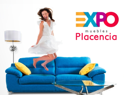 Lo mejor en muebles en Expo Muebles Placencia.