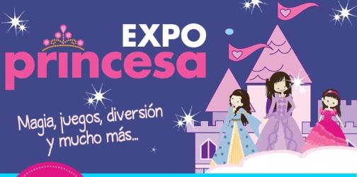Expo princesa WTC, el mundo de princesas